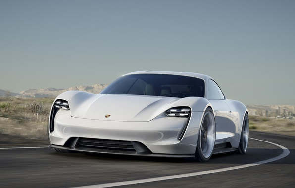 Picture Concept, Porsche, the concept, Porsche, 2015, Mission E
