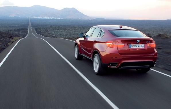 Picture road, machine, the way, bmw, BMW