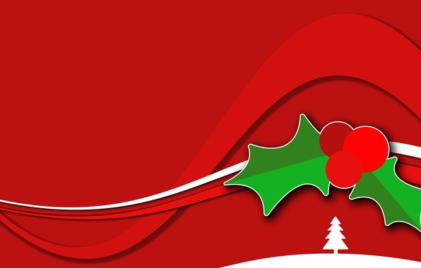 Picture New Year, Christmas, red, Christmas, New Year, Xmas, Merry, 2016, Designed by, Jorge Cruz