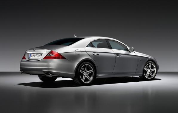 Picture Benz, mercedes, CLS 350