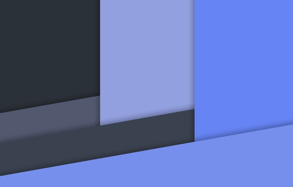 Picture line, blue, black, texture, Android