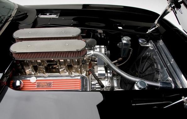 Picture engine, 1969, Camaro, Chevrolet