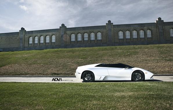 Picture Roadster, Lamborghini, auto, murcielago, LP640, Wheels, Concave, Deep
