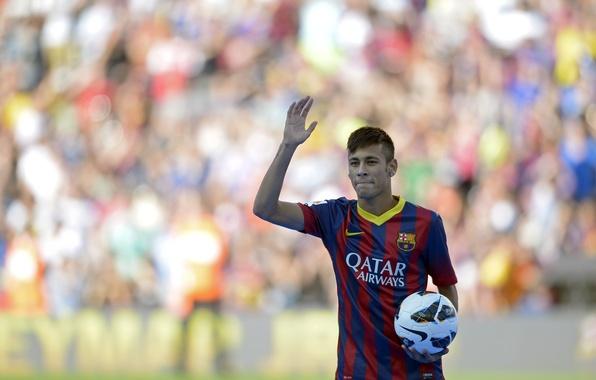 Picture football Wallpapers from uncle Vasya, neymar, neymar barcelona wallpaper hd