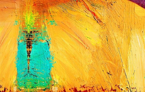 Picture Brush, Oil, Color, Paint
