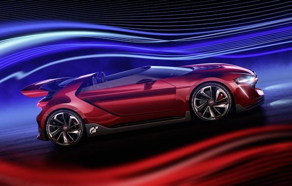 Picture Concept, Roadster, Volkswagen, GTI, 2014