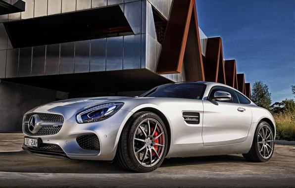 Picture Mercedes-Benz, Mercedes, AMG, GT S, C190