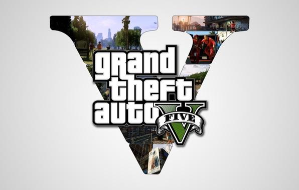 Picture GTA, Grand Theft Auto V, GTA 5, Rockstar North, Rockstar Games