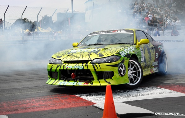Picture drift, Nissan, silvia, s15