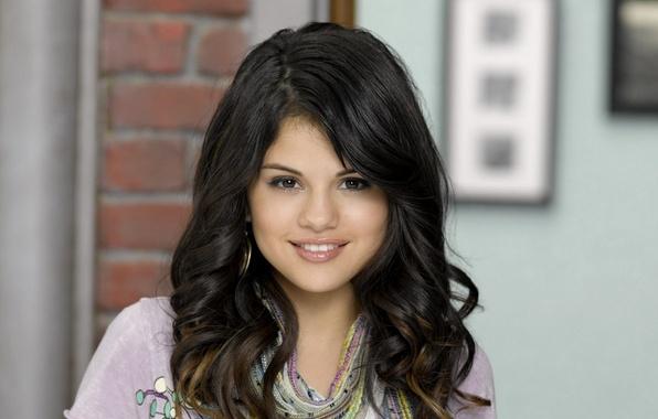 Picture girl, Wallpaper, portrait, Selena, Gomez