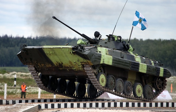 Picture machine, Jump, BMP-2, Combat, Tank biathlon