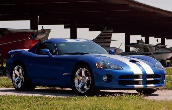 Picture Dodge, supercar, Viper, Coupe, the front, SRT10, Dodge.Viper