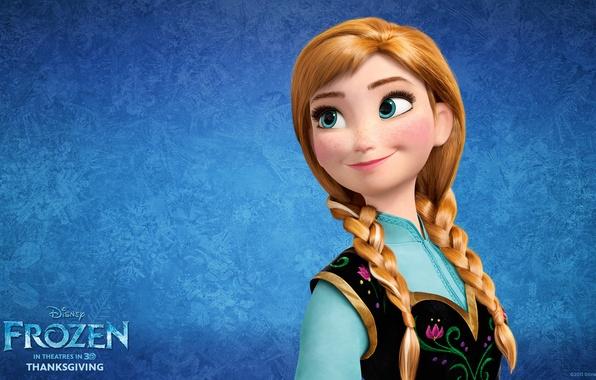 Picture Frozen, Walt Disney, Cold Heart, Animation Studios, Princess Anna
