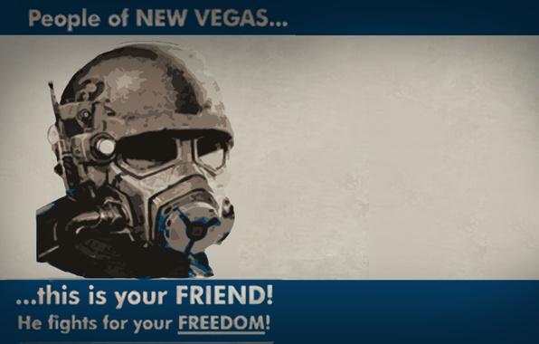 Picture Fallout, poster, new california republic