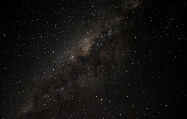 Picture space, Milky Way, mystery
