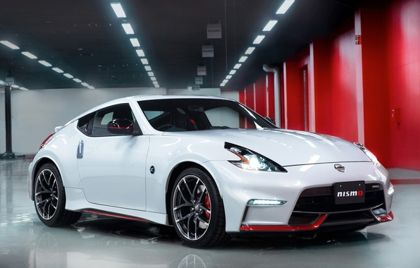 Picture car, Nissan, Nissan, tuning, rechange, 370Z, Nismo