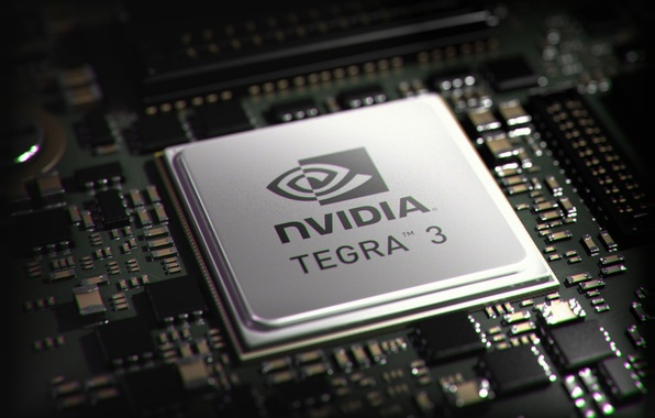 Picture Nvidia, chip, Tegra