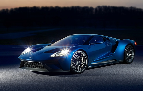Picture Concept, Ford, supercar, Ford, 2015