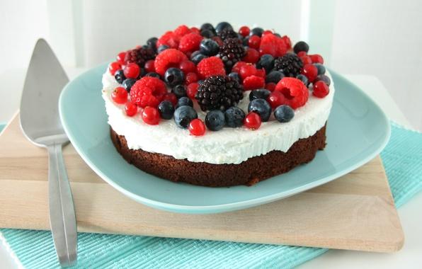 Picture raspberry, food, blueberries, cake, cake, fruit, cake, cream, dessert, food, sweet, fruits, cream, dessert, raspberry, …