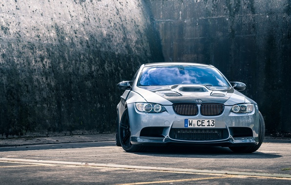 Picture BMW, E92, Biturbo, Manhart Racing