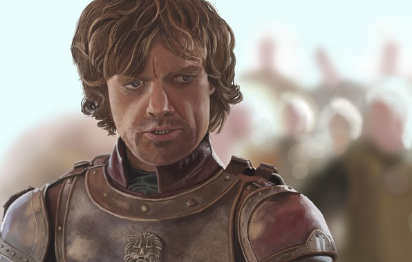 Picture portrait, art, Tyrion Lannister, Peter Dinklage