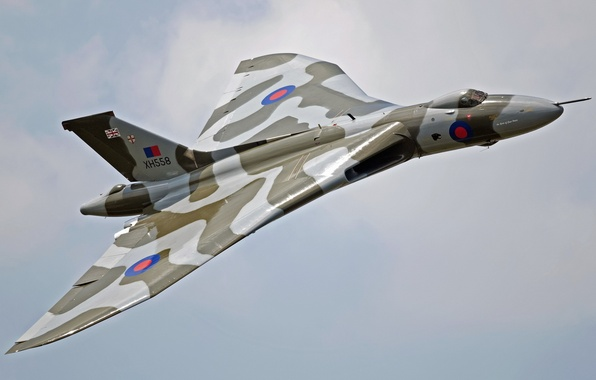 Picture aviation, weapons, the plane, Avro Vulcan