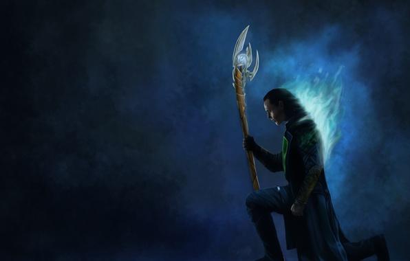 Picture The Avengers, Avengers, Loki, Loki, Tom Hiddleston
