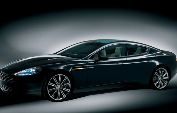 Picture Aston, Martin, dark