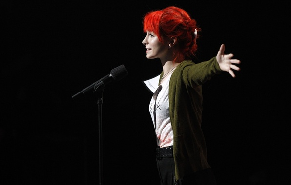Picture singer, paramore, hayley williams
