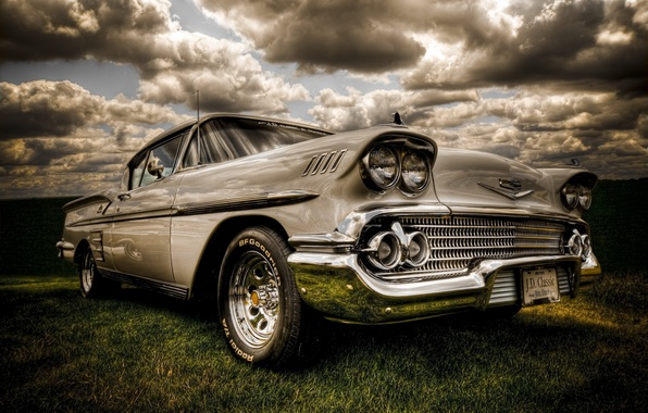 Picture chevy, antique, american muscle
