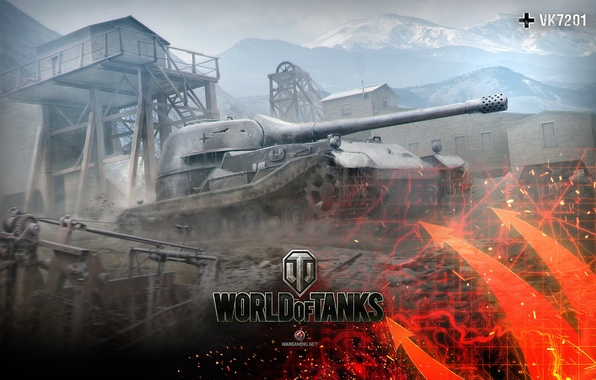 Picture WoT, World of Tanks, World Of Tanks, Wargaming Net, Heavy Tank, The Second Campaign, Global …