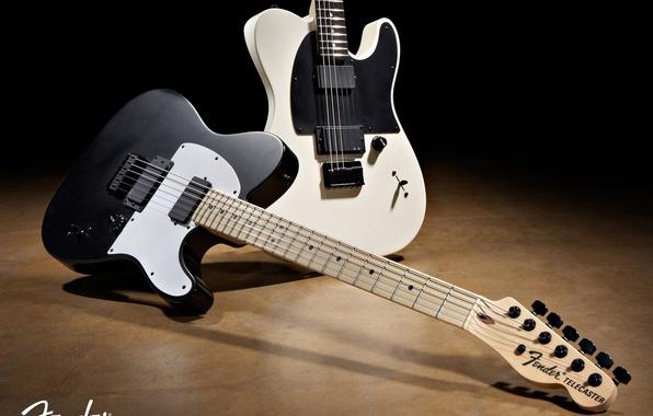 Picture Guitar, Fender, Telecaster