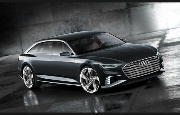 Picture Concept, grey, Audi, Audi, Before, 2015, Prologue, avant, prologue