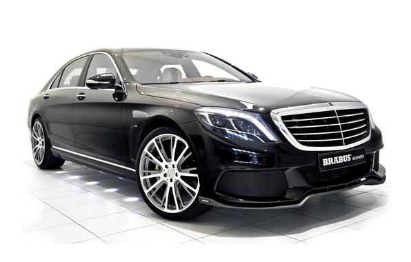 Picture Mercedes-Benz, Brabus, Mercedes, BRABUS, 2013, S-Class, W222