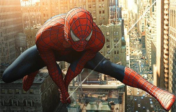 Picture jump, the film, spider-man, Spiderman, spider-man