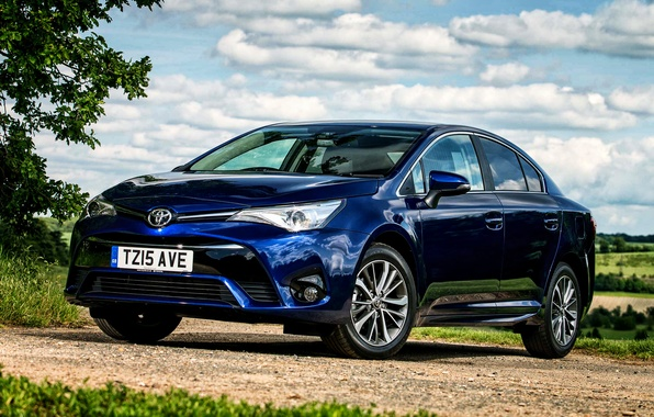 Picture Toyota, Toyota, UK-spec, 2015, Avensis, avensis, T270