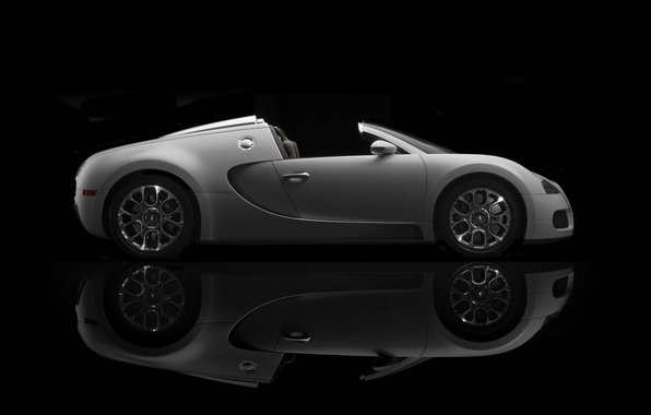 Picture grey, sport, convertible