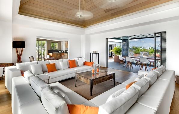 Picture interior, home, villa, luxury, livingroom