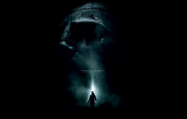 Picture sci-fi, Prometheus, prometheus, Ridley Scott