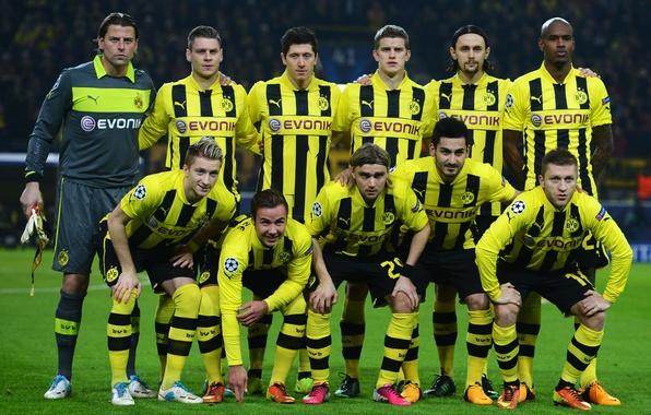 Picture Bender, Borussia, Dortmund, Mario Gotze, Robert Lewandowski, Marco Reus, Bundesliga, Ilkay Gundogan, Jacub Blaszczykowski, Weidenfeller, …