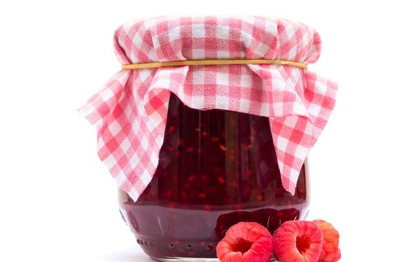 Picture berries, raspberry, Bank, jam, berries, jam, raspberries, Bank