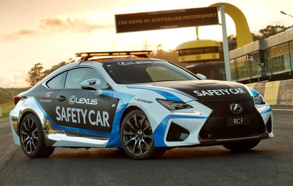 Picture Lexus, Lexus, Safety Car, F-Sport, 2015, GS 350