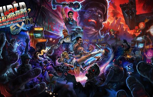 Picture Zombie, fan art, Capcom Vancouver, dead rising 3, Microsoft Studios