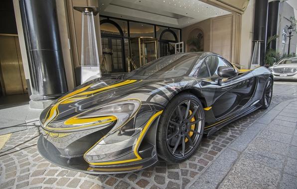 Picture McLaren, sportscar, McLaren P1