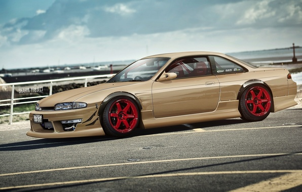 Picture Nissan, Silvia, Nissan, S14, Sylvia, 200SX, by Tuninger