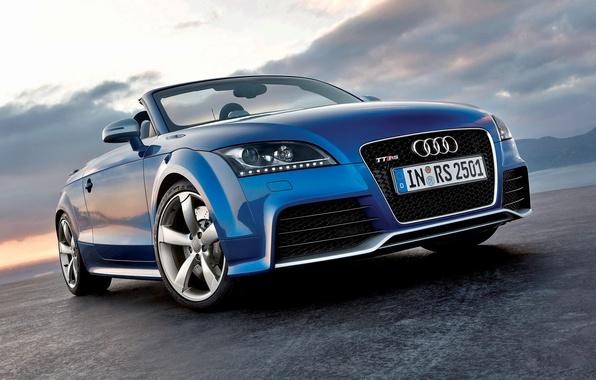 Picture machine, Audi, cars, audi tt rs auto
