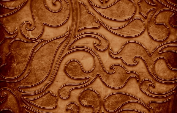 Picture pattern, texture, twigs, chocolate color