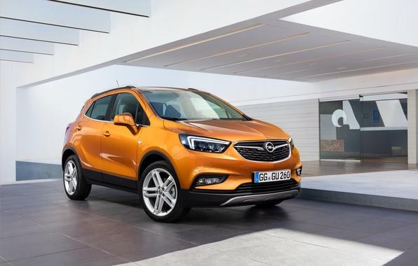 Picture Opel, Opel, crossover, Mokka, mocha