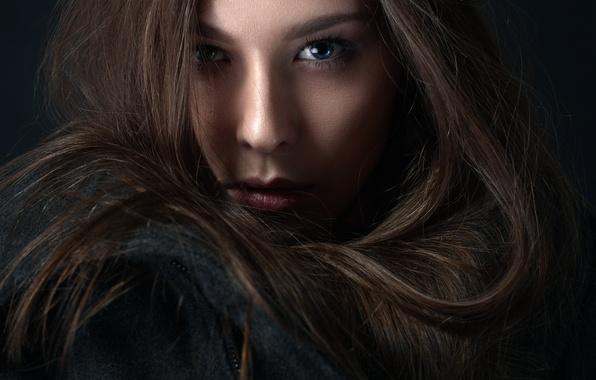 Picture makeup, sponge, the beauty, Roman Filippov