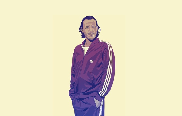 Picture minimalism, Adidas, Game of Thrones, Game of thrones, Bronn